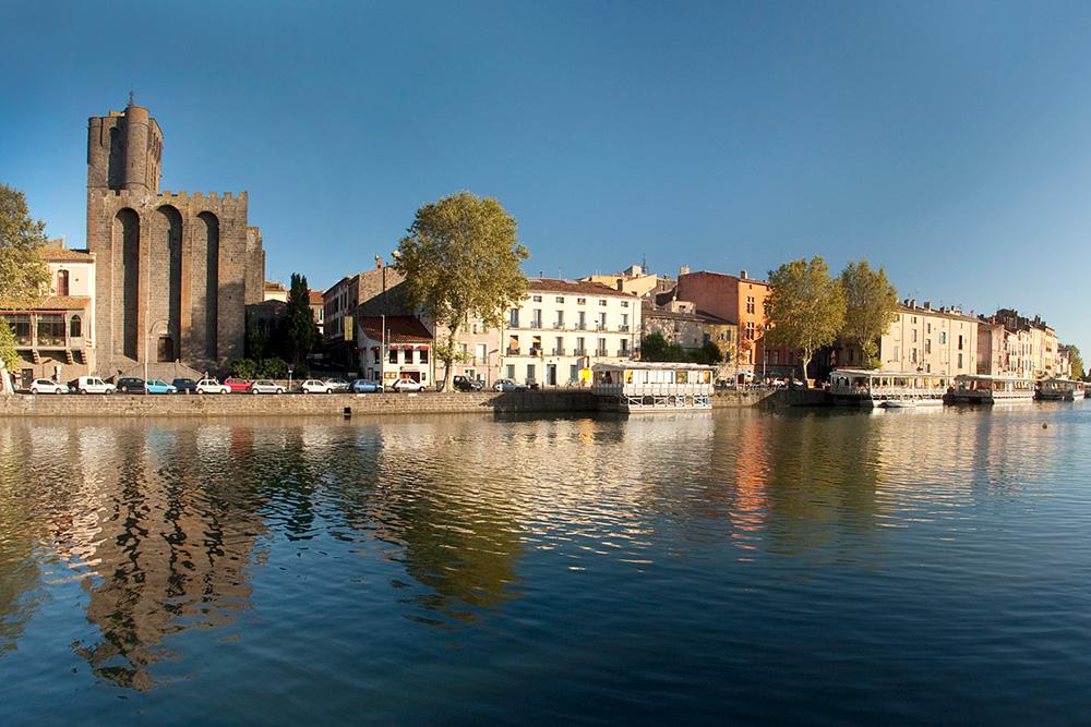 la Cathédrale d'Agde ©Maynard