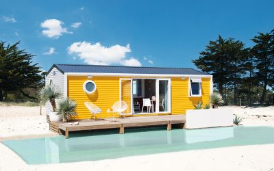 Mobil-home neuf
