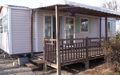 Mobil-home d'occasion